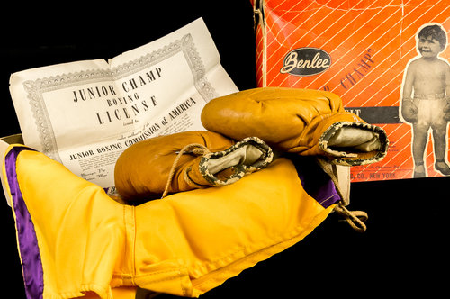 Berlee Junior Champ Boxing Outfit in Box