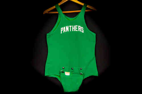 Green Mid-City Sporting Goods Athletic Suit