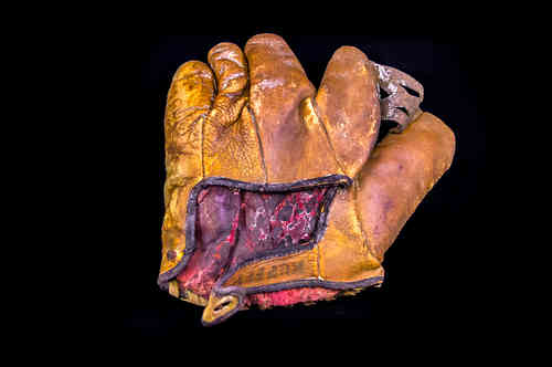 Early Wilson Big Leaguer Baseball Glove