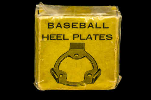 Rawlings Baseball Heel Plates (Pair) in Box