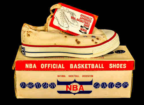 NBA Official Youth Basketball Shoes in Box