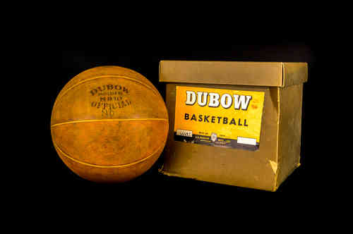 Dubow Basketball in Box