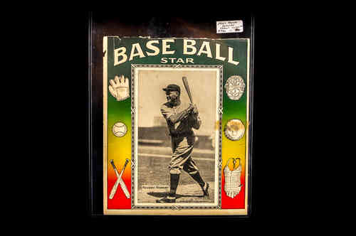 "1920's ""Rogers Hornsby"" Base Ball Star Tablet Cover"