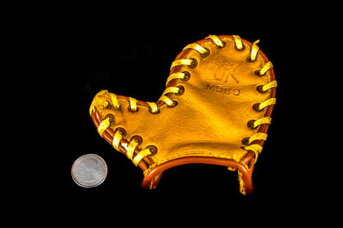 OK MB80 Salesman Sample Baseball Glove