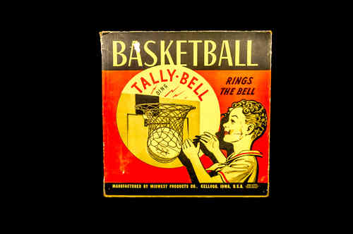 Talley-Bell Basketball Game in Box