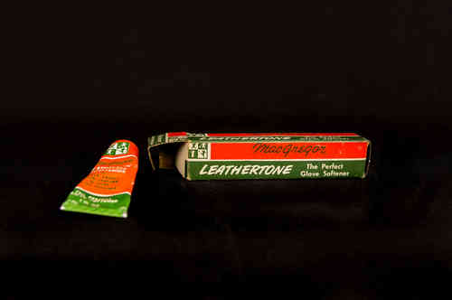 MacGregor Leathertone Baseball Glove Softener in Box