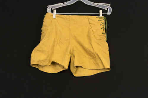 Early Lowe & Campbell Women's Side-Laced Basketball Shorts