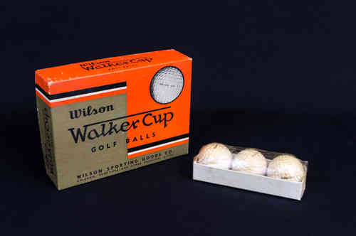 Wilson Walker Cup Golf Balls in Original Box