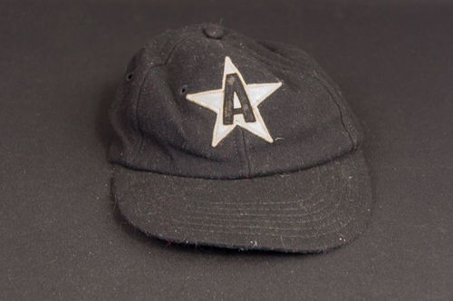 VINTAGE WOOL Six-Panel NICE SHAPE Rosenstein & Sons A STAR Baseball Cap