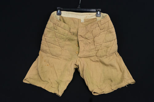 Vintage Turn of the Century Spalding Padded Basketball Shorts
