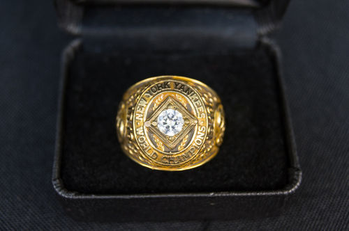 1949 Salesman Sample New York Yankees World Championship Ring