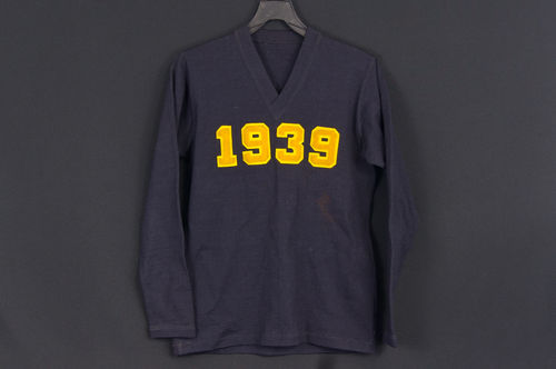 Original Vintage Varsity 1939 University of Michigan Letterman's Sweater