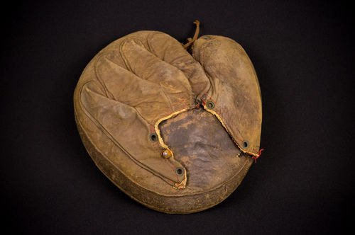 Turn-of-the-Century Children's Catchers Mitt