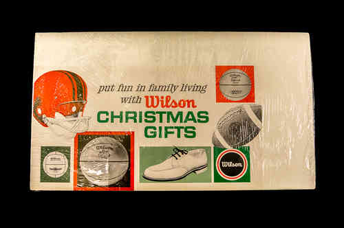 Wilson Christmas Gifts Ad, full color - Multi-Sport