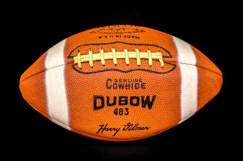 "Dubow ""Harry Gilmer"" Football"