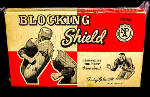 Kestral Corp. Andy Robustelli Blocking Shield in Box
