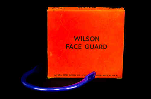 Wilson Football Face Guard in Box
