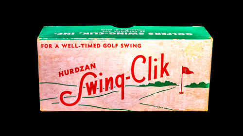 Hurdzan Swing-Clik Audible Timing Attachment