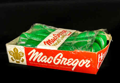 MacGregor Head Covers, Green in box