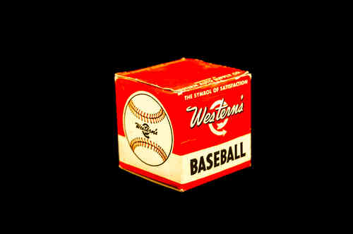 BOX ONLY: Western's Baseball