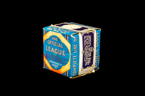 BOX ONLY: Official League Baseball No 912-C