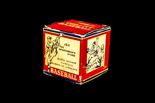 BOX ONLY: KH The Sportsman's Store Jr Division Baseball