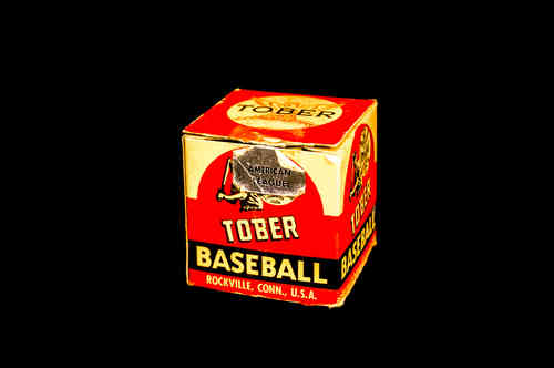 BOX ONLY: Tober Official American League Baseball