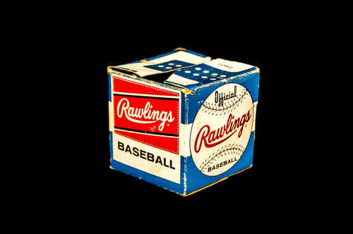 BOX ONLY: Rawlings LLB Baseball