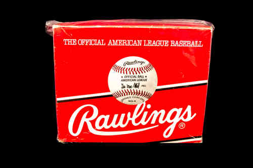 BOX ONLY: Rawlings RO-A Master Box