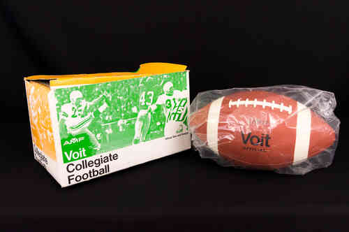 New-In Box AMF Voit Official Collegiate Football No CF7