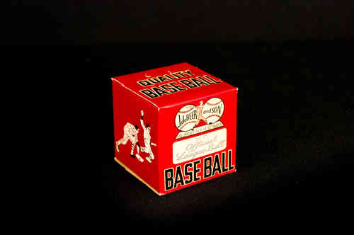 New-In-Box J deBeer Official League Base Ball No 95