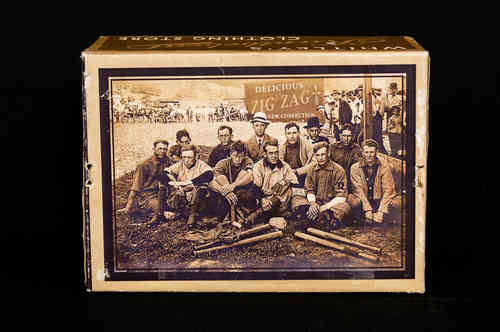 Zig Zag Confections 1912 Midwest Champions Photo Box