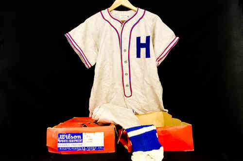 Wilson Complete Baseball Uniform in the Box