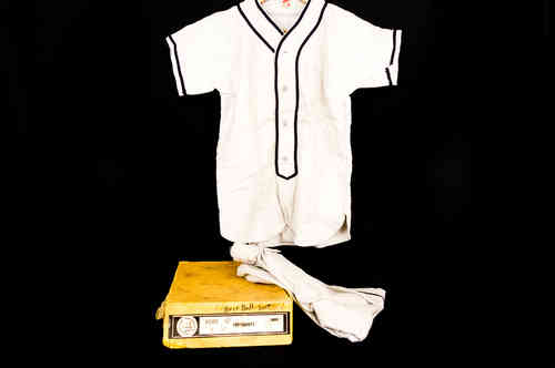 New-in-box Southern Mfg. Youth Baseball Uniform in Box