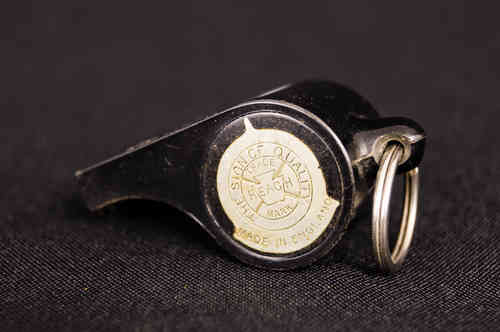 Early Reach Celluloid Whistle - Acme Thunderer