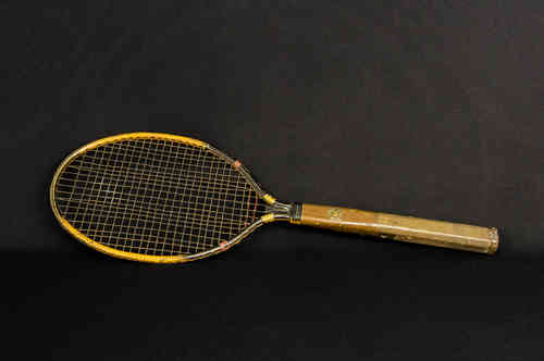 Alex Taylor & Co | New York City Wood & Steel Dayton Type Tennis Racket