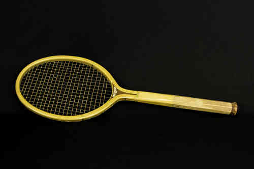 """Twenty"" Wood Tennis Racket"
