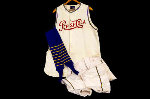 MacGregor Pepsi-Cola Baseball Cotton Uniform