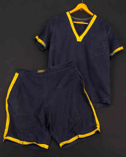 Early Women's Wool University of Michigan Athletic Uniform #1