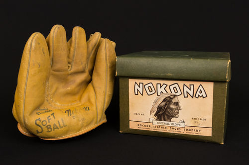Nokona Softball Glove in Box No SB1