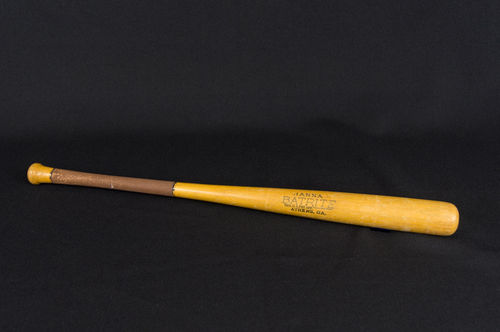 Hanna Batrite Cork Handle Salesman Sample Bat