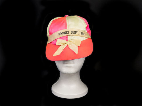 1952 Kentucky Derby Ladies Cap