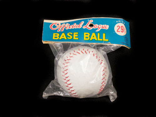 Vintage New-in-Package Kids Japanese Baseball