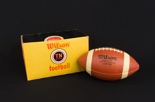 Wilson TN Top Notch Nylonite Football In Box