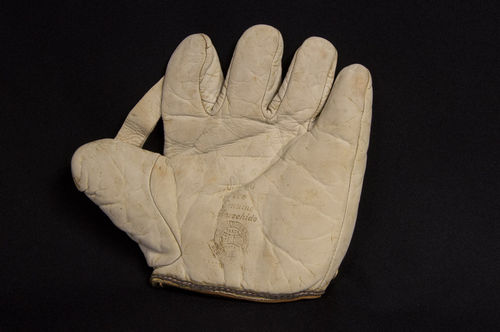 1930's Spalding Ace White Fielder's Glove